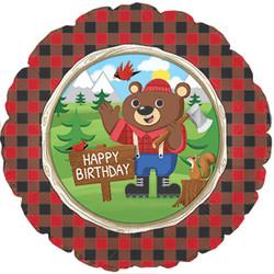 """Lum-Bear-Jack 18"""""""""""""""""""""""""""""""" Balloon"""