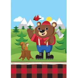 Lum-Bear-Jack Loot Bags (8)