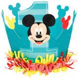 Mickey's Fun To Be One Glitter Crown
