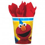 New Sesame Street 9oz Cups (8)