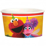 New Sesame Street Treat Cups (8)