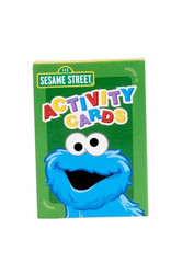 Sesame Street Sunny Days Activity Cards