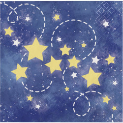 To the Moon and Back Beverage Napkins (16)