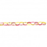 Minnie 1st Birthday Paper Chain Garland