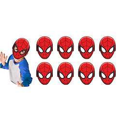 Spider-Man Masks 8ct