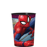 Spider-Man Webbed Wonder Favor Cup