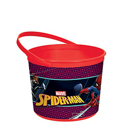 Spider-Man Webbed Wonder Favor Container