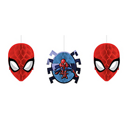 Spider-Man Webbed Wonder Honeycomb Balls 3ct