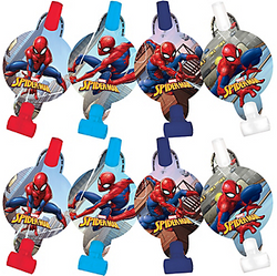 Spider-Man Webbed Wonder Blowouts 8ct