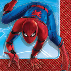 Spider-Man Homecoming Beverage Napkins