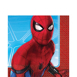 Spider-Man Homecoming Lunch Napkins 16ct