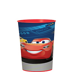 Cars 3 Favor Cup