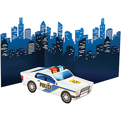 Police Centerpiece