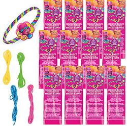 Trolls Friendship Bracelet Kits 12ct