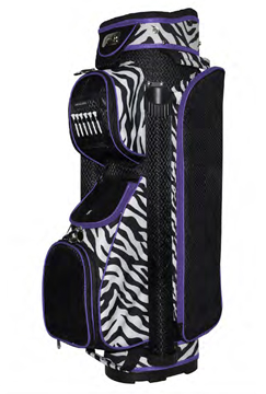 http://www.pinkgolftees.com/rj-sports-ever-after-zebra-ladies-golf-bag/