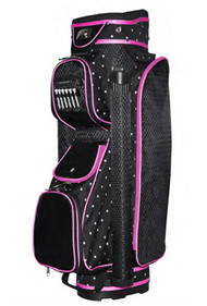 RJ Sports Ever After Polka Dot Ladies Golf Bag
