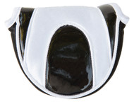 Naples Bay Black & White Mallet Putter Cover