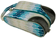Glove It Aqua Rain Ladies Shoe Bag
