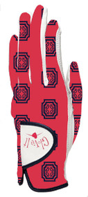 Glove It Orchid Medallion Ladies Golf Glove - Size: M & L