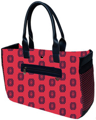 Glove It Orchid Medallion Tote Bag