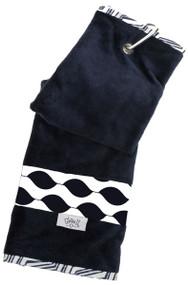 Glove It Indigo Ladies Golf Towel