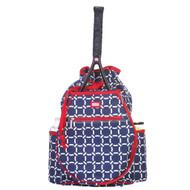 Ame & Lulu Cru Tennis Backpack