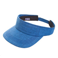 Madcapz Blu By You Ladies Golf Visor