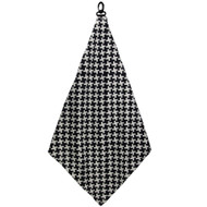 Beejo Houndstooth Golf Towel