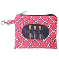 Ame & Lulu Carnival Ladies Golf Tee Bag