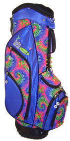 Birdie Babe Kool Kharma Tie Dye Ladies Hybrid Golf Bag