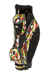 Cutler Sports Victoria Harlequin Ladies Golf Bag