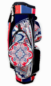 Sassy Caddy Sparkly Ladies Golf Bag