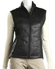 Glen Echo Black Ladies Duck Down Vest