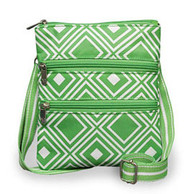 All For Color Lime Crossbody Bag