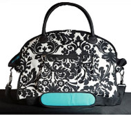 Sassy Caddy Classy Fitness Bag