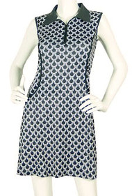 2GG Scalloping Around Golf Dress - Size: Small