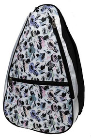 Glove It Abstract Garden Tennis Backpack