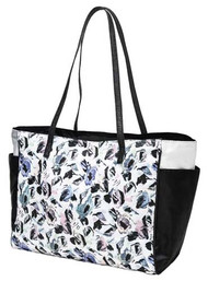 Glove It Abstract Garden Tote Bag
