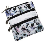 Glove It Abstract Garden 3 Zip Golf Accessory Bag