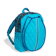 cinda b Bora Bora Tennis Backpack