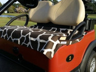 Giraffe Cotton Cart Seat Cover