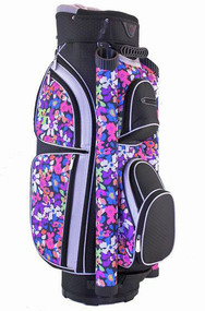Hunter Golf Eclipse Far Out Floral Ladies Cart Bag - Only 1 Left!