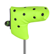 Just4Golf Green Dot Blade Putter Cover