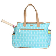 Ame & Lulu Lagoon Tennis Court Bag