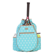 Ame & Lulu Lagoon Tennis Backpack