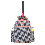 Ame & Lulu Nantasket Tennis Backpack