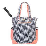 Ame & Lulu Nantasket Tennis Tote Bag