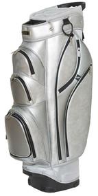 Glove It Signature Silver Suede Ladies Golf Bag