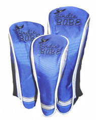 Birdie Babe Blue Club Cover Set