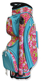 All For Color Aloha Paradise Ladies Golf Bag
